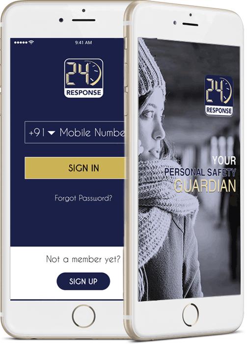 24 Response App